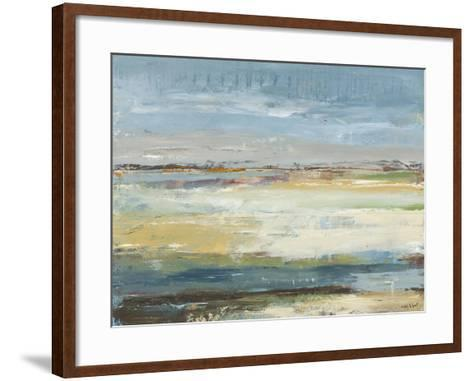Day at the Beach-Michele Gort-Framed Art Print