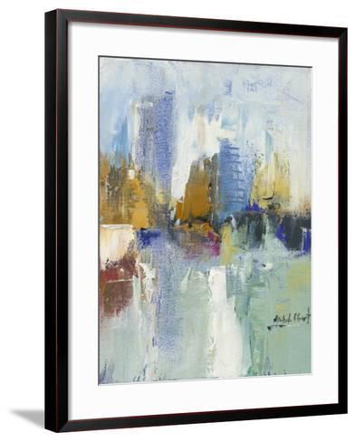 City Reflection I-Michele Gort-Framed Art Print