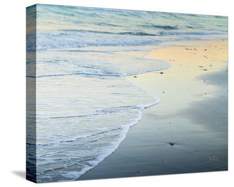 Beach At Sunrise-Brookview Studio-Stretched Canvas Print