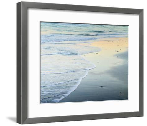 Beach At Sunrise-Brookview Studio-Framed Art Print