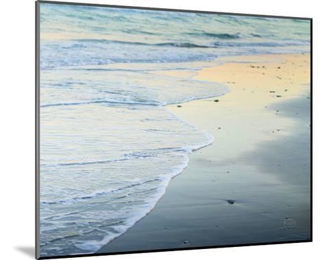Beach At Sunrise-Brookview Studio-Mounted Art Print