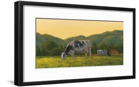 Farm Life III-James Wiens-Framed Art Print