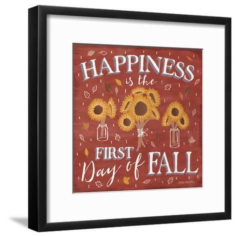 Autumn Enchantment VI-Laura Marshall-Framed Art Print