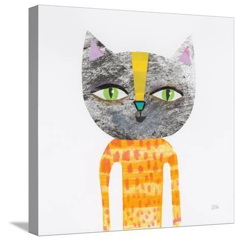 Cool Cats I-Melissa Averinos-Stretched Canvas Print