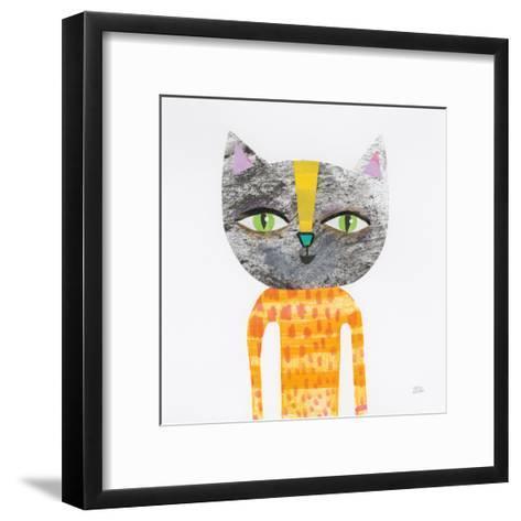 Cool Cats I-Melissa Averinos-Framed Art Print