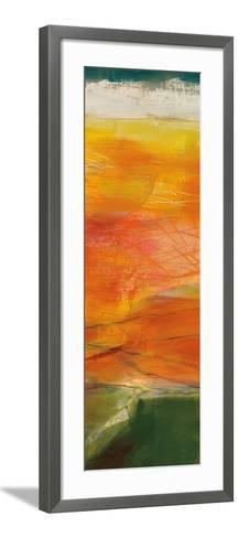 Bog Journey III v2-Jo Maye-Framed Art Print