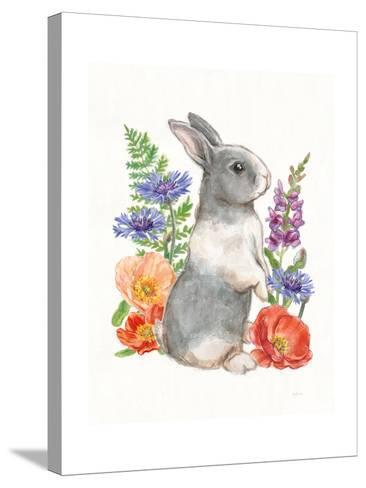 Sunny Bunny IV FB-Mary Urban-Stretched Canvas Print