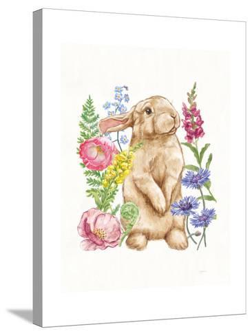 Sunny Bunny III FB-Mary Urban-Stretched Canvas Print