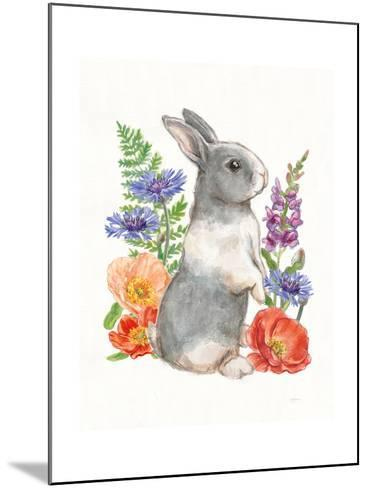 Sunny Bunny IV FB-Mary Urban-Mounted Art Print