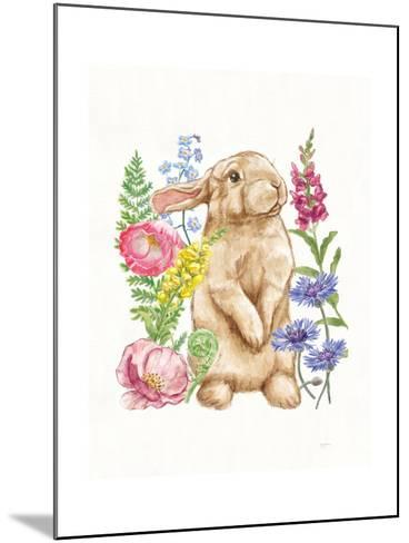 Sunny Bunny III FB-Mary Urban-Mounted Art Print