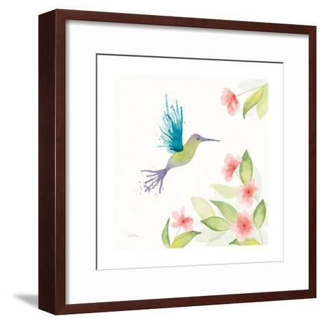 Flit III-Elyse DeNeige-Framed Art Print