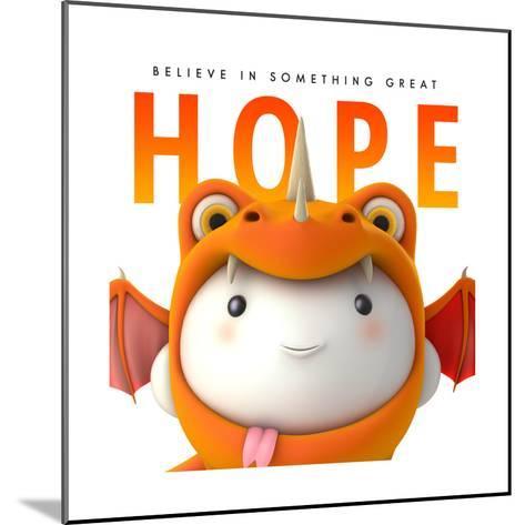Hope Do Good--Mounted Art Print