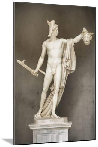 Dolce Vita Rome Collection - Ancient Roman Statue-Philippe Hugonnard-Mounted Photographic Print