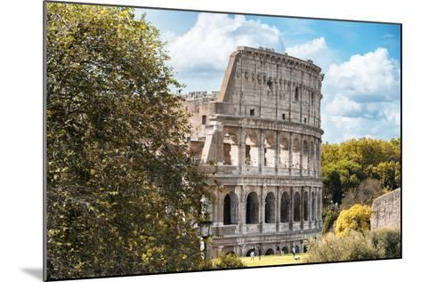 Dolce Vita Rome Collection - Colosseum XV-Philippe Hugonnard-Mounted Photographic Print