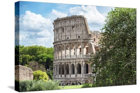 Dolce Vita Rome Collection - Colosseum XIV-Philippe Hugonnard-Stretched Canvas Print