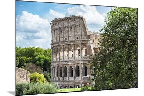 Dolce Vita Rome Collection - Colosseum XIV-Philippe Hugonnard-Mounted Photographic Print