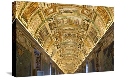 Dolce Vita Rome Collection - Hall of Mirrors III-Philippe Hugonnard-Stretched Canvas Print
