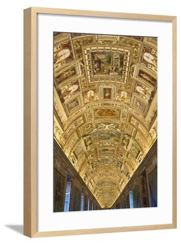 Dolce Vita Rome Collection - Hall of Mirrors II-Philippe Hugonnard-Framed Art Print