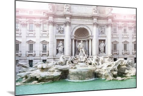 Dolce Vita Rome Collection - Trevi Fountain-Philippe Hugonnard-Mounted Photographic Print