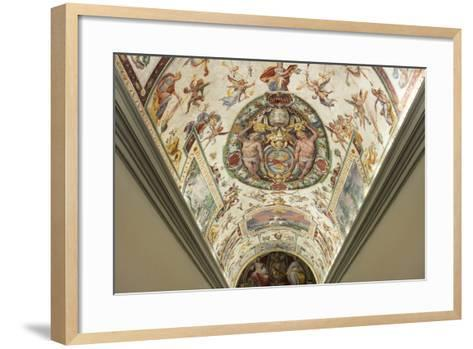 Dolce Vita Rome Collection - Hall of Mirrors IV-Philippe Hugonnard-Framed Art Print