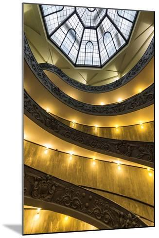 Dolce Vita Rome Collection - Vatican Staircase-Philippe Hugonnard-Mounted Photographic Print