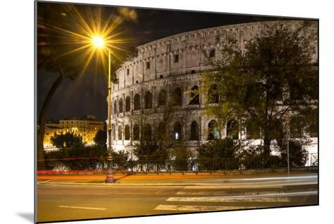 Dolce Vita Rome Collection - Colosseum Night III-Philippe Hugonnard-Mounted Photographic Print
