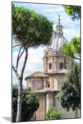 Dolce Vita Rome Collection - Church of Rome II-Philippe Hugonnard-Mounted Photographic Print