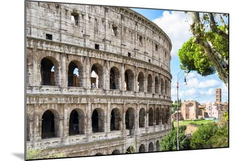 Dolce Vita Rome Collection - The Colosseum Rome VI-Philippe Hugonnard-Mounted Photographic Print