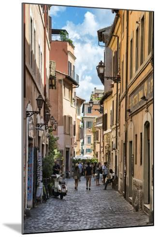 Dolce Vita Rome Collection - Street of Rome-Philippe Hugonnard-Mounted Photographic Print