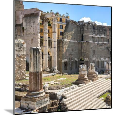 Dolce Vita Rome Collection - Rome Columns IV-Philippe Hugonnard-Mounted Photographic Print