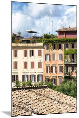 Dolce Vita Rome Collection - Architecture in Rome IV-Philippe Hugonnard-Mounted Photographic Print