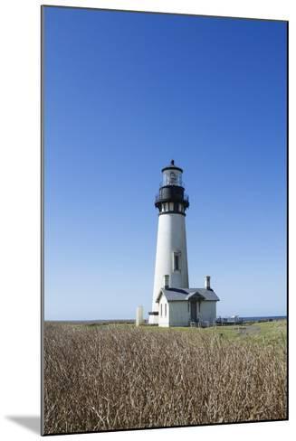 Yaquina Head Lighthouse, Oregon Coast-Justin Bailie-Mounted Photographic Print