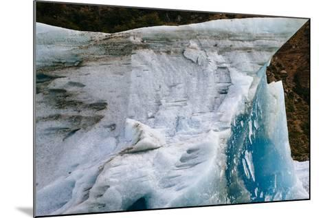 Ice And Scenery Near The Viedma Glacier From Lago Viedma In Los Glaciares NP Patagonia Argentina-Jay Goodrich-Mounted Photographic Print