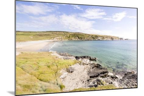 Barley Cove Beach, Dough, Cork, Ireland: A Little Bach With Cristal Clear Water-Axel Brunst-Mounted Photographic Print