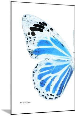 Miss Butterfly Genutia - X-Ray Left White Edition-Philippe Hugonnard-Mounted Photographic Print