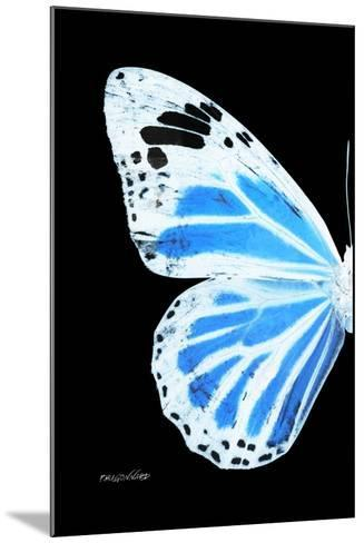 Miss Butterfly Genutia - X-Ray Left Black Edition-Philippe Hugonnard-Mounted Photographic Print