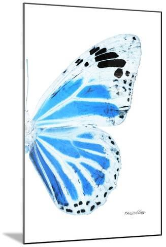 Miss Butterfly Genutia - X-Ray Right White Edition-Philippe Hugonnard-Mounted Photographic Print