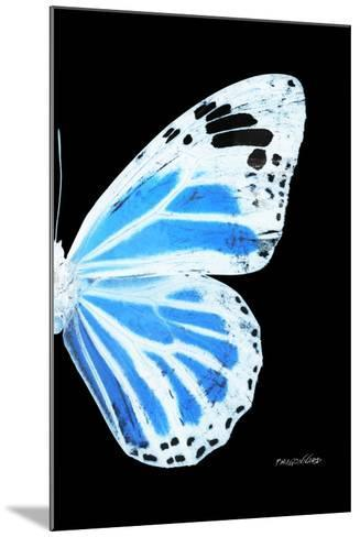 Miss Butterfly Genutia - X-Ray Right Black Edition-Philippe Hugonnard-Mounted Photographic Print