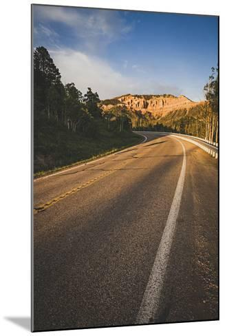 Cedar Canyon, Scenic Byway, State Road 14, Utah-Louis Arevalo-Mounted Photographic Print