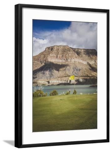 Millsite Golf Course, Ferron, Utah-Louis Arevalo-Framed Art Print