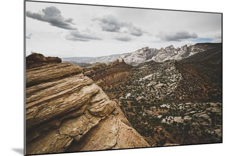 A Stunning Vista At Dinosaur National Monument, Utah-Louis Arevalo-Mounted Photographic Print