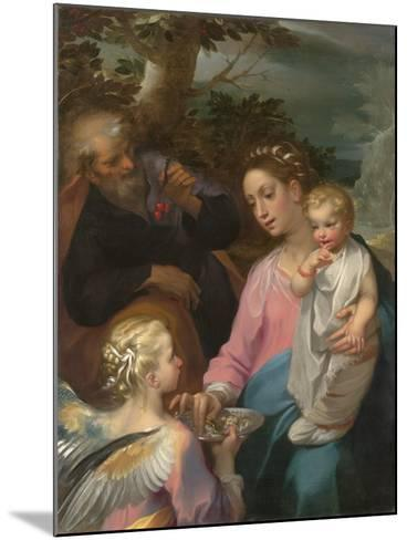 The Rest on the Flight into Egypt, c.1569-Francesco Vanni-Mounted Giclee Print