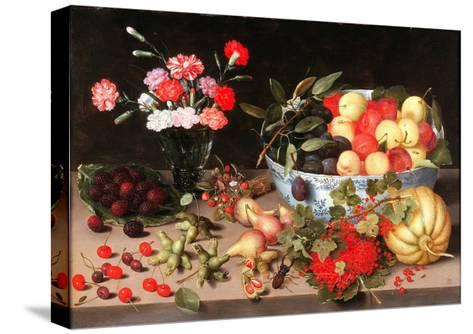 Still Life, 1618-Peter Binoit-Stretched Canvas Print