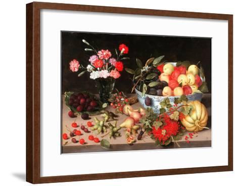 Still Life, 1618-Peter Binoit-Framed Art Print