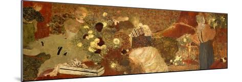 The Album, 1895-Edouard Vuillard-Mounted Giclee Print