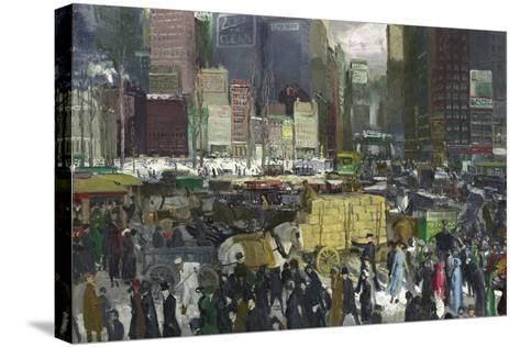 New York, 1911-George Wesley Bellows-Stretched Canvas Print