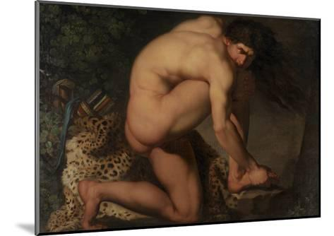 The Wounded Philoctetes, 1776-Nicolai Abraham Abildgaard-Mounted Giclee Print