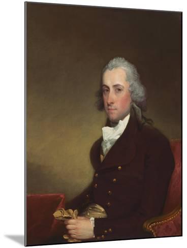 Stephen Van Rensselaer III, 1793-5-Gilbert Stuart-Mounted Giclee Print