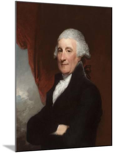 Sir Robert Liston, 1800-Gilbert Stuart-Mounted Giclee Print