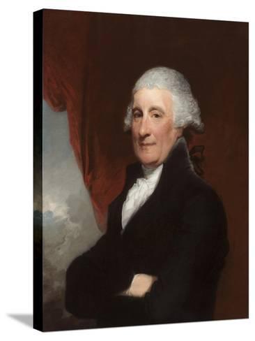 Sir Robert Liston, 1800-Gilbert Stuart-Stretched Canvas Print